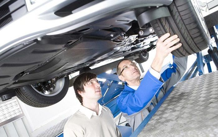 Как оценить по ремонт авто