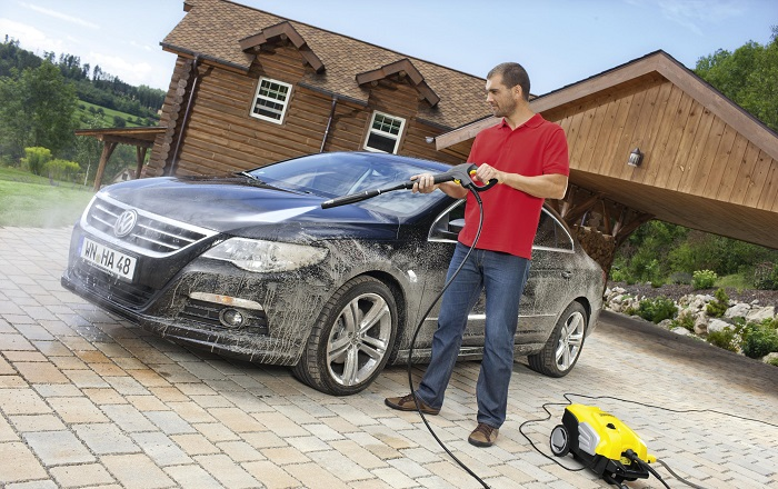 Что такое керхер для мытья машины