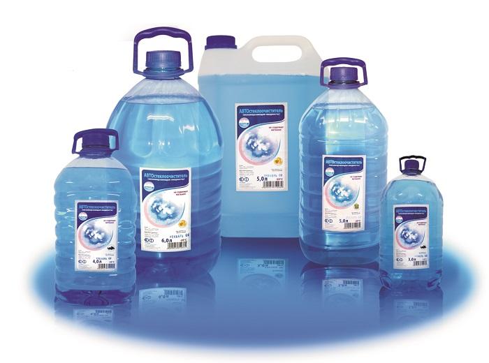 Как сделать жидкость для омывания стекла 48