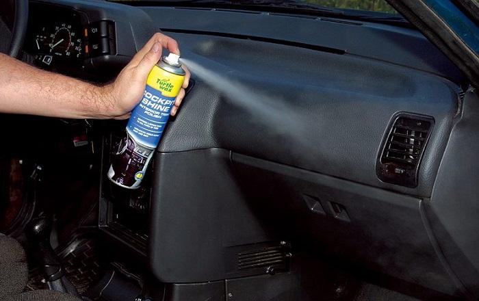 Почистить салон автомобиля народными средствами