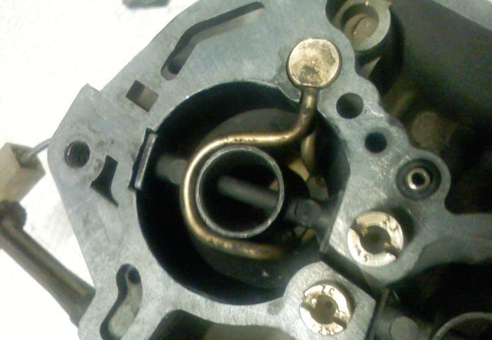 гбо провал при резком нажатии на педаль газа