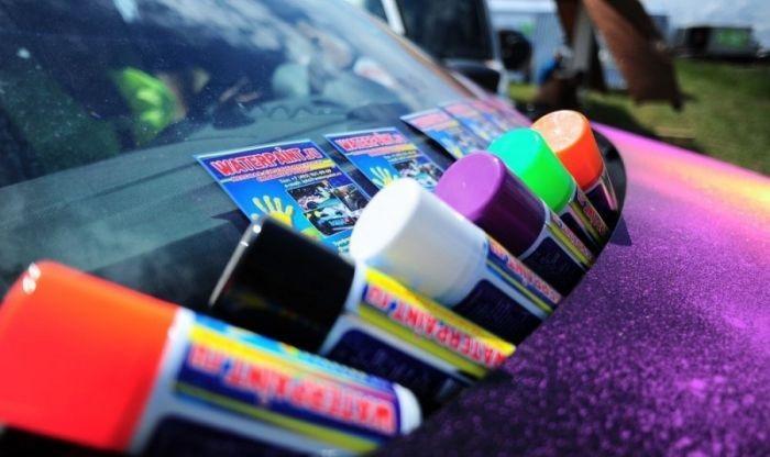 Как выбрать краску для авто в баллончике – подбираем лучший бренд
