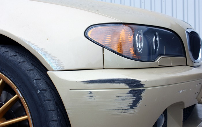 Ремонт пластикового бампера автомобиля своими руками