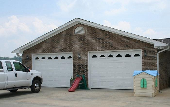 Как построить гараж в земле