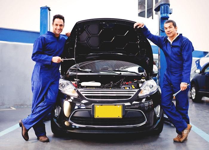 автомобиль официальный ремонт