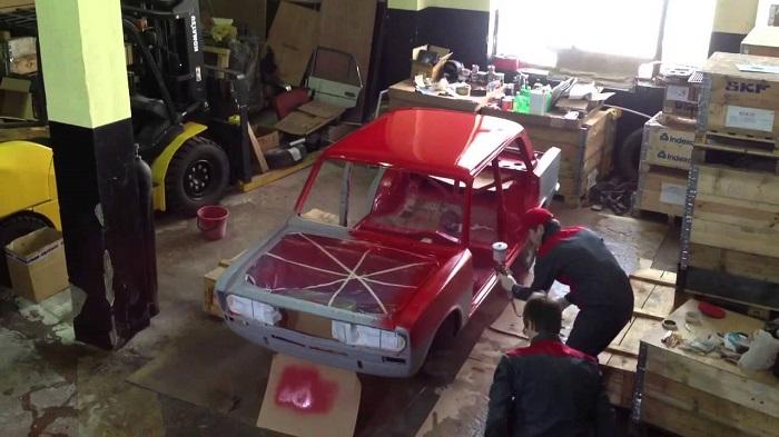 Реставрация автомобилей своими руками