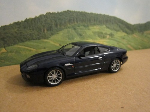 Aston Martin DB7 Купе Alfred Dunhill FH (Двухдверная модель) АКПП