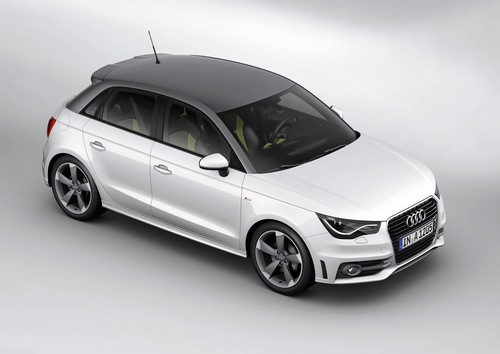 Audi A1 Sportback 1.6 TDI Amplified Edition (Пятидверная модель)