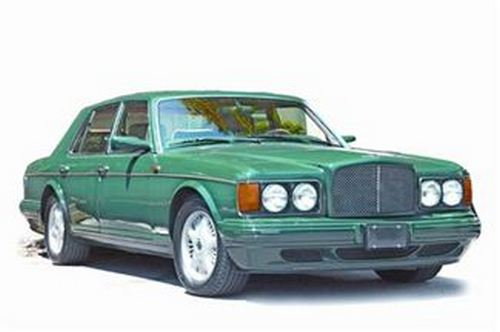 Bentley Brooklands Седан С 1977 по 1980