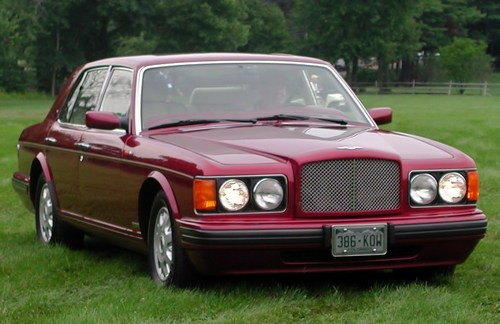 Bentley Brooklands ����� � 1992 �� 1999