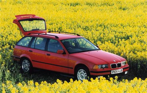 BMW 3-Series Touring С 1995 по 1999
