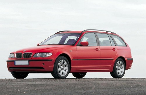 BMW 3-Series Touring С 1999 по 2005