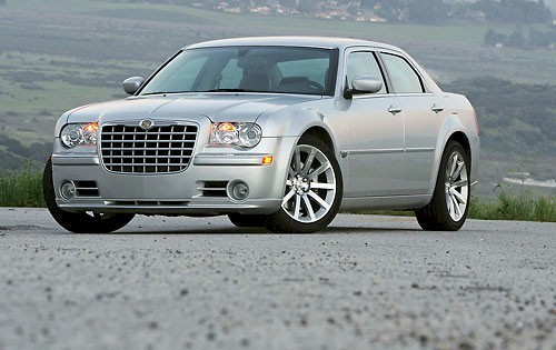 Chrysler 300C SRT-8 С 2006 по 2010