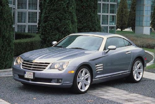 Chrysler Crossfire Купе С 2003 по 2008