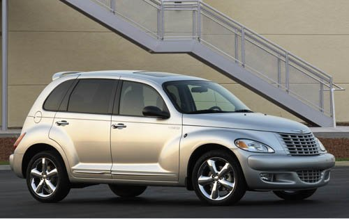 Chrysler PT Cruiser Универсал С 2000 по 2008