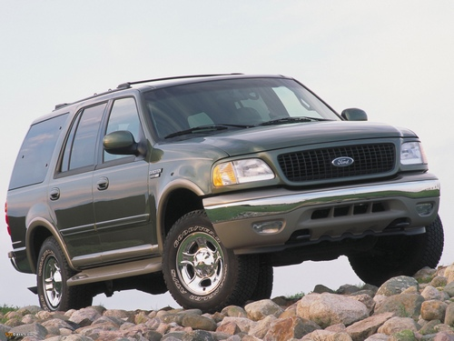 Ford Expedition ��������� (�����������) � 1998 �� 2001