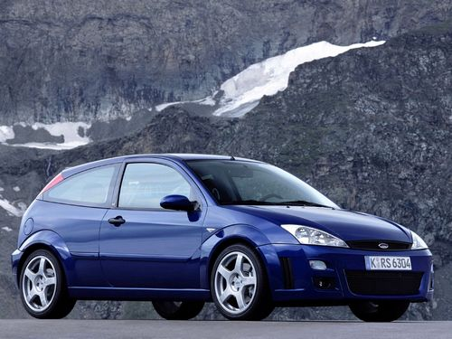 Ford Focus RS С 2002 по 2003