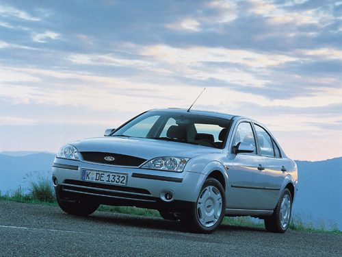 Ford Mondeo Седан С 2000 по 2007