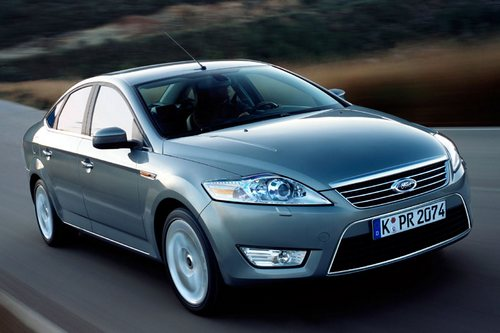 Ford Mondeo Седан С 2007 по 2010