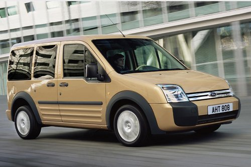 Ford Tourneo Connect Mpv С 2007 по 2010