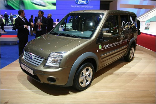 Ford Tourneo Connect Mpv С 2010 по 2011