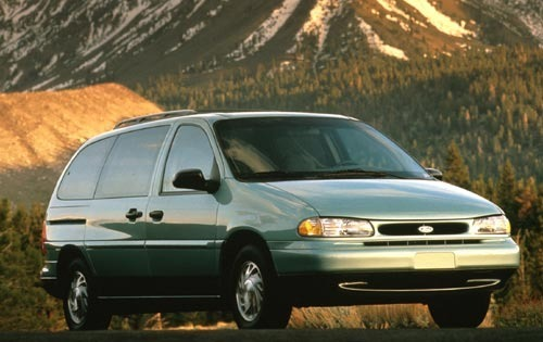 Ford Windstar Mpv С 1995 по 1999