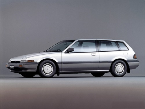Honda Accord Aerodeck С 1985 по 1989