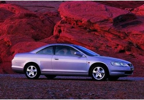 Honda Accord Купе С 1998 по 2001