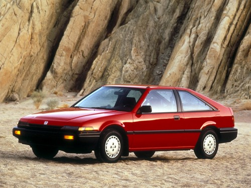 Honda Accord Хэтчбек С 1991 по 1994