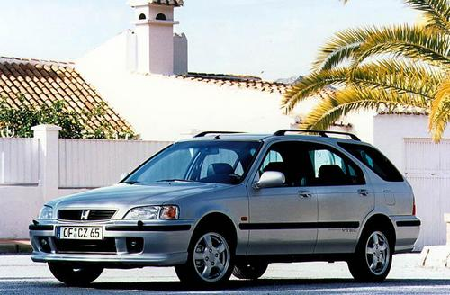 honda civic, 1998 универсал фото