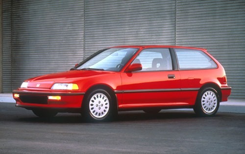 Honda Civic Хэтчбек С 1991 по 1996