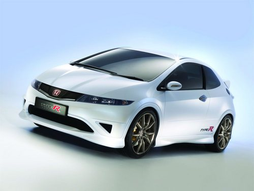 Honda Civic Type R С 2007 по 2010