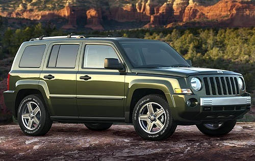 Jeep Patriot ��������� (�����������) � 2007 �� 2011