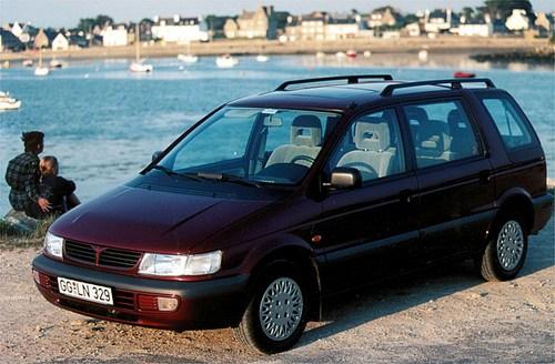 mitsubishi space wagon 1993 характеристики
