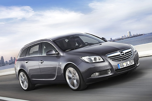 Opel Insignia Sports Tourer ��������� � 2009 �� ��������� �����