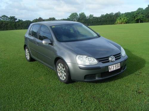 Volkswagen Golf Хэтчбек С 2004 по 2008