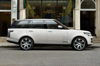 Range Rover IV Long 2014-2017