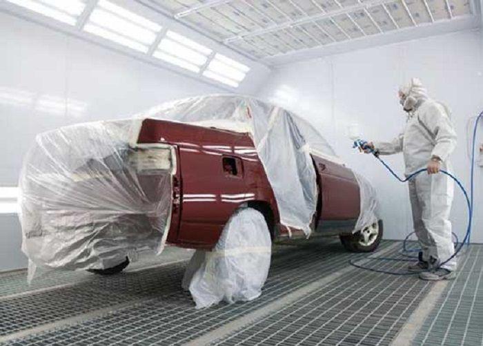 Сколько стоит покраска автомобиля в России? И почему так дорого?