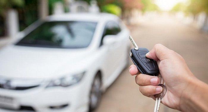 Потерял ключи от машины - что делать?