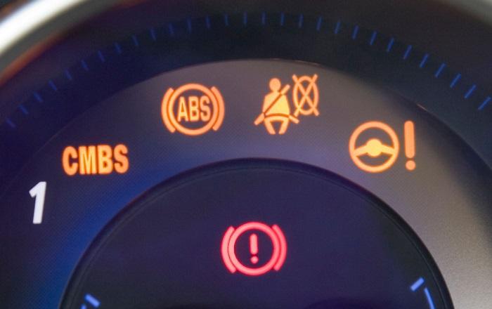 Почему горит abs в автомобиле