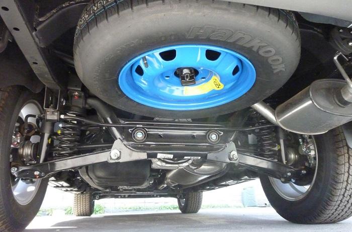 BackSuspension1 - Стук сзади при повороте