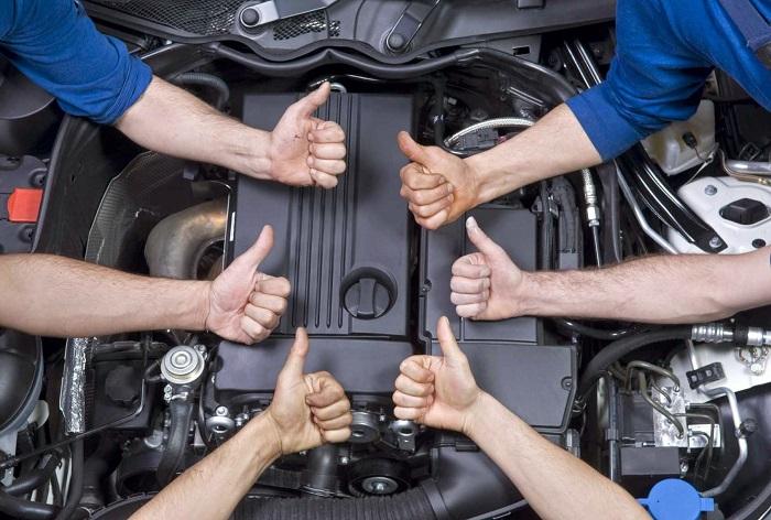 STOService3 - Техническое обслуживание нового автомобиля