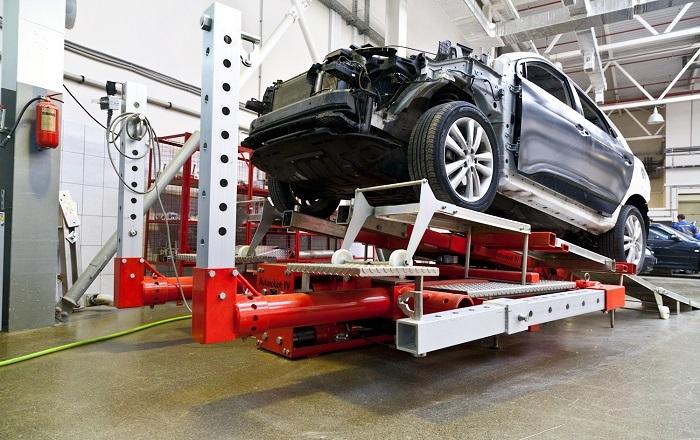 STOService4 - Техническое обслуживание нового автомобиля
