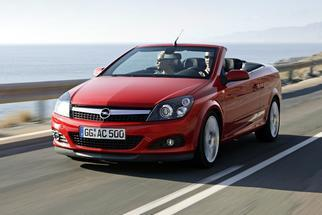Astra H TwinTop 2006-2010