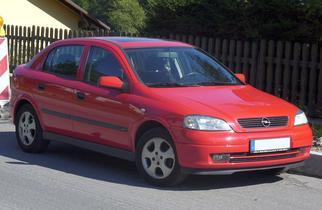 Astra G Classic 1998-2004