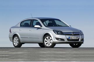 Astra H Седан 2007-2010